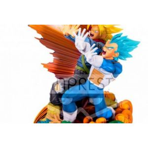 Bandai Dragon Ball Z - Super Master Stars DioraVegeta & Trunks The Brush