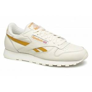 Reebok Cl Leather Mu chaussures blanc 47 EU