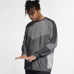 Nike Haut en mailleà manches longues Sportswear Tech Pack pour Homme - Noir - Couleur Noir - Taille XS