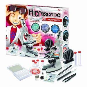 Buki France MS907B - Microscope 30 expériences