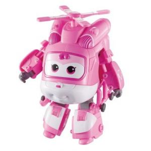Auldey Super Wings : avion transformable : Dizzy