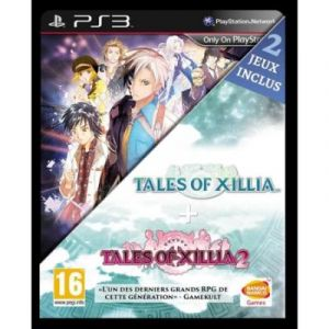 Tales of Xillia + Tales of Xillia 2 [PS3]