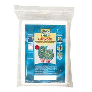 Mondo Verde tnt35 – Pack de 2 sacs protection de 1.5 x 1.8 m, couleur blanc
