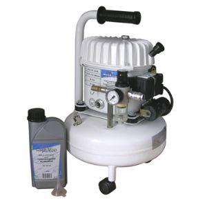 Mecafer 425516 - Compresseur silencieux 40 dB(A) cuve 9 litres