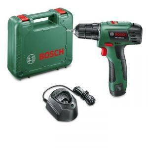 Bosch PSR 1080 LI-2 avec 1 batterie - Perceuse-visseuse sans fil Li-Ion