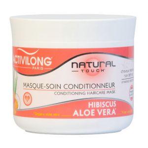 Activilong Natural Touch - Masque soin conditionneur Hibiscus et Aloe Vera Bio