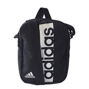 Adidas Sac bandoulière Lin per org black/white Noir - Taille Unique