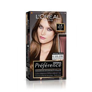 L'Oréal Préférence Infinia Châtains E/5.0 Bruges - Châtain Clair