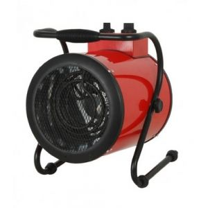 Toolland TC78073 - Radiateur industriel 3000 Watts avec thermostat intégré