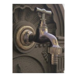 Delta YFD 111 - Robinet de fontaine Rustique