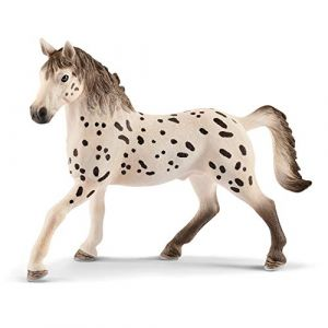 Schleich Horse Club 13889 - Figurine Etalon Knabstrupper