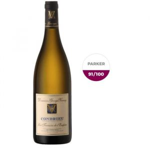 Condrieu Terrasses De L'Empire Domaine Georges Vernay - 2015 - Blanc - 75cl