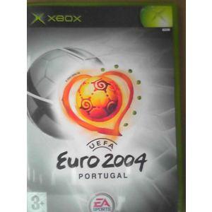 UEFA Euro 2004 : Portugal sur XBOX