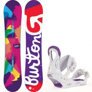 Burton Snowboard Genie 2016/17 W - Snowboard