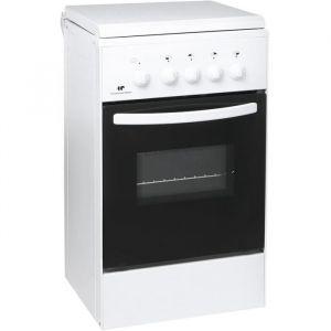 Continental Edison CE105WSC2 - Cuisinière tout gaz 4 foyers