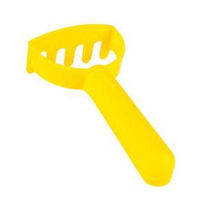 Hape Jouet râteau à sable, jaune