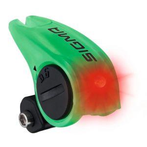 Sigma Sport Eclairage arrière Sigma Brake Light - Vert