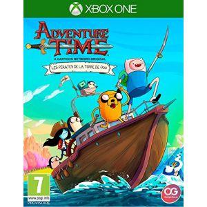 Adventure Time : Les Pirates De La Terre De Ooo sur XBOX One