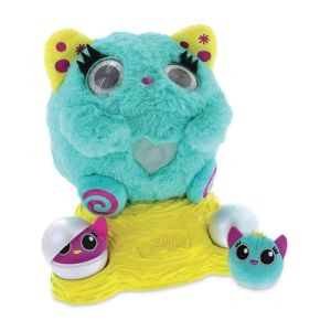 Goliath Nestlings blue - Peluche interactive