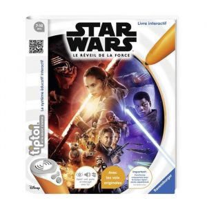 Ravensburger Tiptoi livre interactif Star Wars Episode 7
