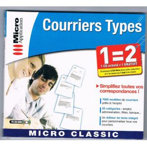 Courriers Types & Emails - Edition Deluxe [Windows]