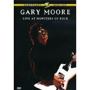 Gary Moore : Live At Monsters Of Rock