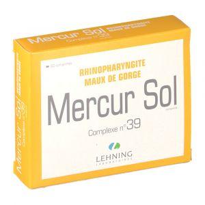 Lehning Mercur Sol - 60 Comprimés
