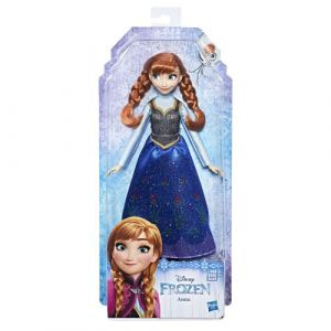 Hasbro Poupée Anna poussière d'étoiles La Reine des Neiges