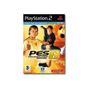 PES 2006 : Pro Evolution Soccer [import anglais] [PS2]