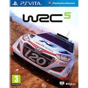 WRC 5 [PS Vita]