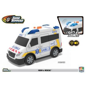 Road Rippers RR mini rush & rescue ambulance