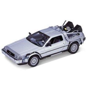 Welly 22443W - Retour vers le Futur DeLorean LK Coupe 1981 - Echelle 1/24