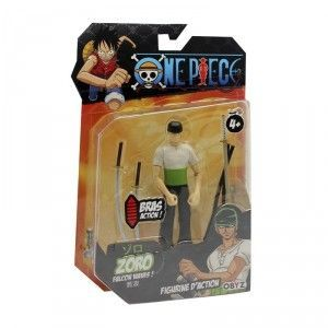 Obyz Figurine d'action One Piece Zoro 12 cm