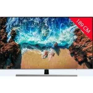 Samsung UE75NU8005 - TV LED 4K 189 cm