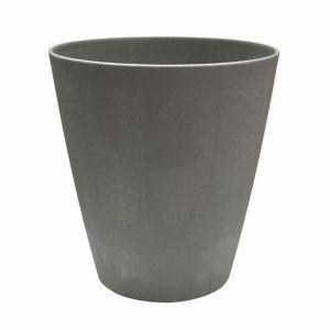 Poetic Pot de fleur rond Material Ø 30,4 x H.32,8 cm Ciment