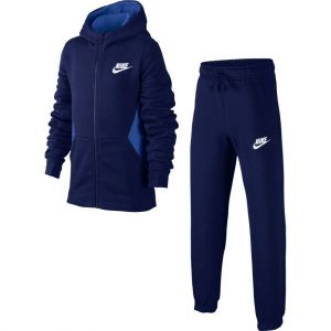 Nike Sportswear Core - Blue Void / Game Royal / White - Taille M