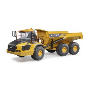 Bruder Toys Camion benne A60H VOLVO Orange