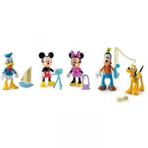 IMC Toys 5 figurines Mickey à l'aventure