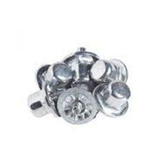 Gilbert Pack de 16 Crampons aluminium 18 et 21mm - Pack de 16 Crampons blister alu 18 et 21mm