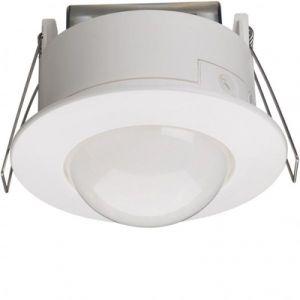 Hager Detecteur de mouvement infrarouge pour eclairage interieur - TECTOMAT 360 SE - 52371 - FLASH