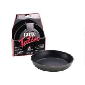 De Buyer 8237.28 - Moule à tarte tatin Choc Ceramic en aluminium anti-adhésif