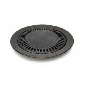 Providus 991 - Plaque grill barbecue à gaz pour réchaud gaz portable