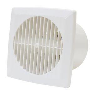 Dmo Extracteur Aérateur d'air éléctrique à cordon 150 mm 230 m3/h 29 W WC salle de bain cuisine