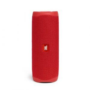 JBL FLIP 5 Rouge - Enceinte sans fil