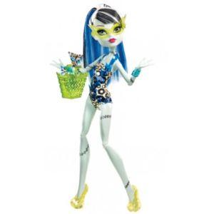 Mattel Monster High Frankie Stein en tenue de plage