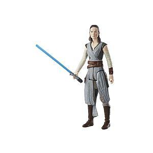 Hasbro Star Wars Episode VIII - Figurine 30 cm - Rey Jedi Training (C1430)