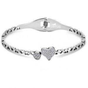 Lotus Bracelet Style Bijoux BLISS LS1789-2-2 - Bracelet BLISS Acier Femme