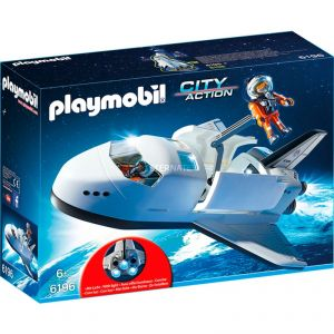 Playmobil 6196 City Action - Navette spatiale
