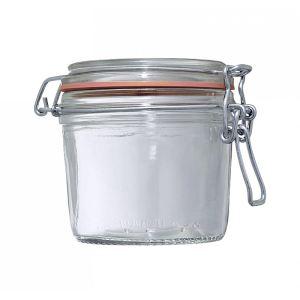 Le Parfait 1978002 - 6 terrines en verre avec couvercle (350 ml)