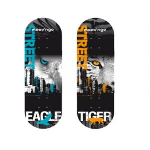 Moov'ngo Skateboard Tigre 78,5 cm